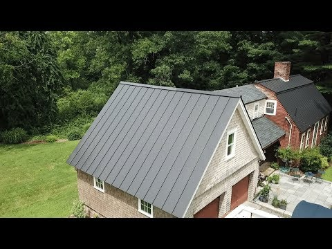 INroof.solar Metal Roofing Integrated Solar Thermal Collectors