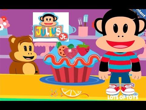 Julius Jr Playhouse Game Adventures, Cooking, Puzzle, Music, Quiz GAME REVIEW