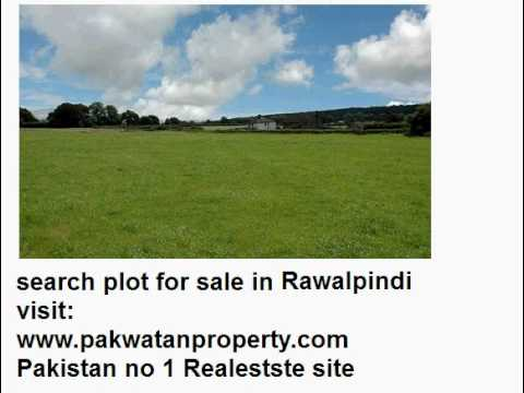 plot for sale in rawalpindi