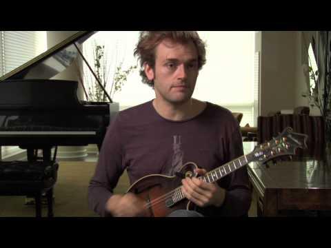 Chris Thile - Bach on the mandolin - BACH & friends