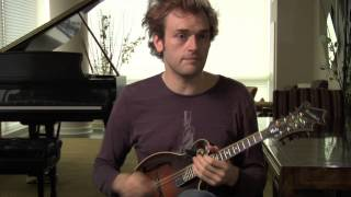 Chris Thile - Bach on the mandolin - BACH & friends