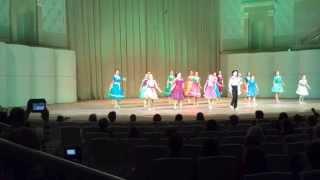 """Отчетный концерт 11.05.15  """"Уроки степа"""""""