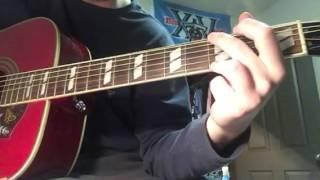 We Should Be Friends-Miranda Lambert (Guitar Lesson)