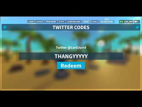 New Code Island Royale 6 March 2020 Working Youtube