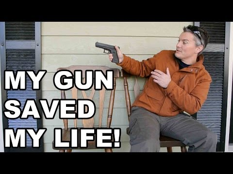My Gun Saved My Life! True Story of a Legally Armed Citizen