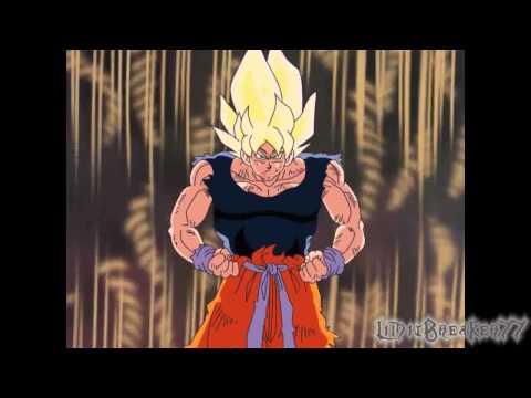 """DBZ Kai- Goku's """"I Am"""" Speech Full"""
