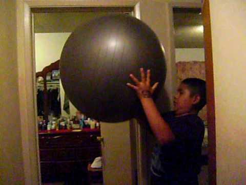 my big grey ball