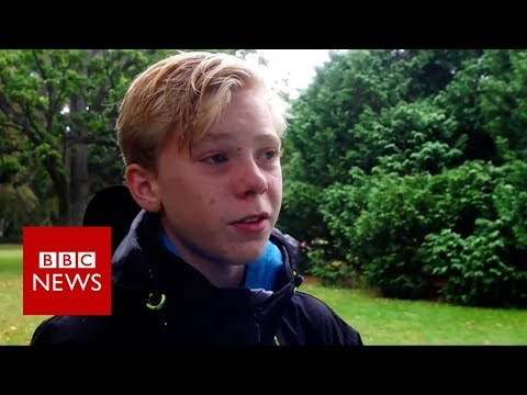 'I lost a best friend in the New Zealand attack' - BBC News
