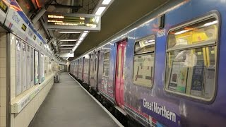 Northern City Line: Great Northern Trains at Old Street
