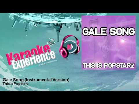 This Is Popstarz - Gale Song - Instrumental Version