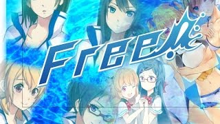 Free Splash Free FEMALE VERSION English And Japanese
