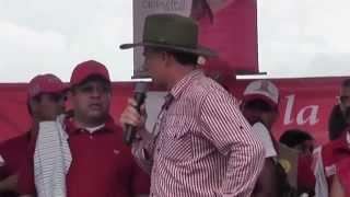 Lanzamiento campaña de René Galindo a la Alcaldía de Lejanías Meta