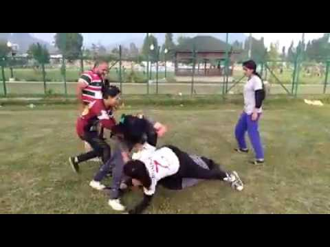 Kashmir Girls | Playing Rugby | Training Session