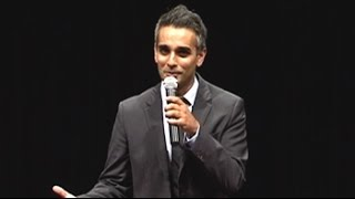 Meet Sanjay Manaktala, the champ of comedy