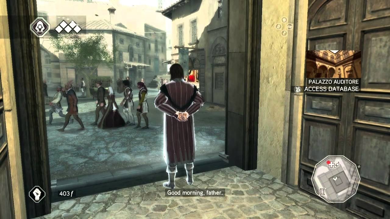 Let S Play Assassin S Creed Ii Episode 2 Italian Curse Words