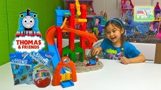 My First Thomas and Friends Toy Trains Track with Surprises! Thomas & Friends Toys