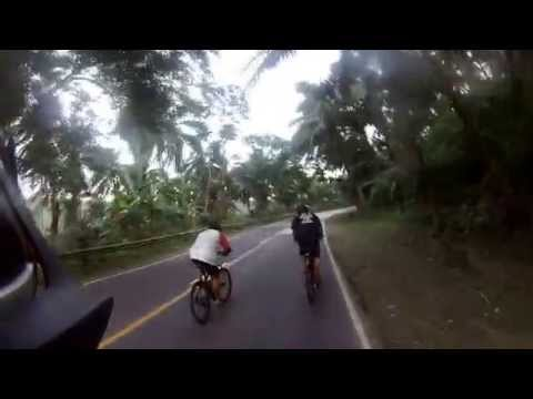 Lopez Quezon to Calauag Quezon Morning bikers
