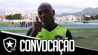 Convocação | Botafogo x Sport