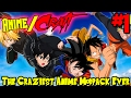THE CRAZIEST ANIME MODPACK EVER! | Animecraft (Minecraft Modpack) - Episode 1