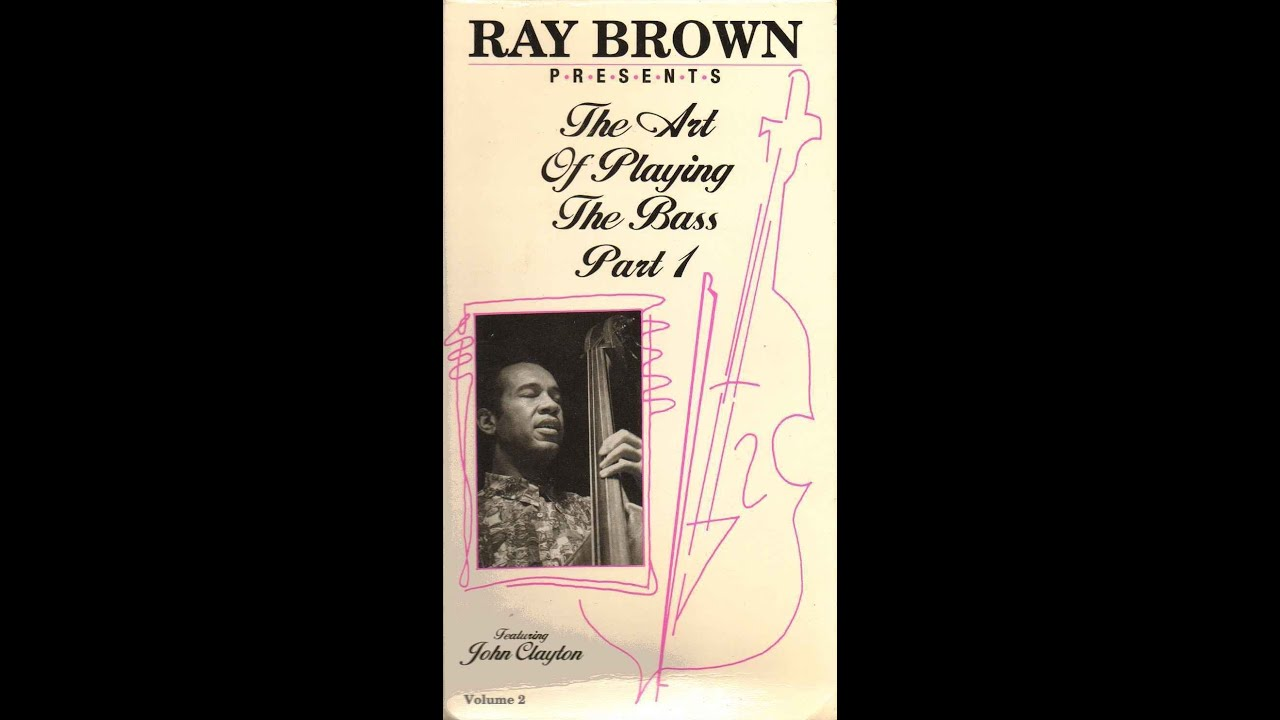Ray Brown Bass Method Pdf
