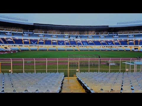 India's Largest Stadium- Salt Lake Stadium /VYBK