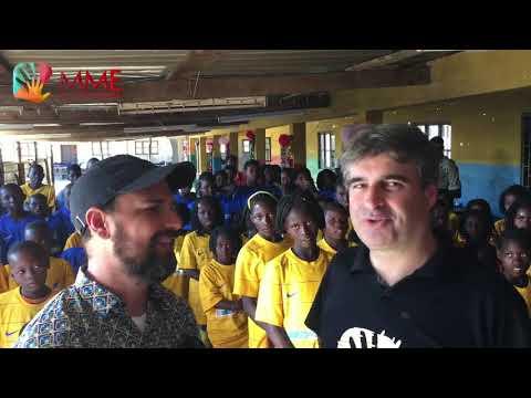 The Ebenezer Day Care Center in Beira, Mozambique , África.