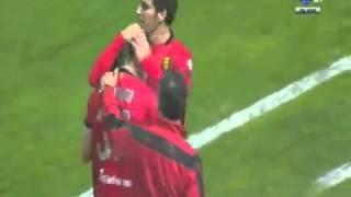Sevilla 1 Vs 2 Mallorca, Copa del Rey 2013 /// 09-01-2013