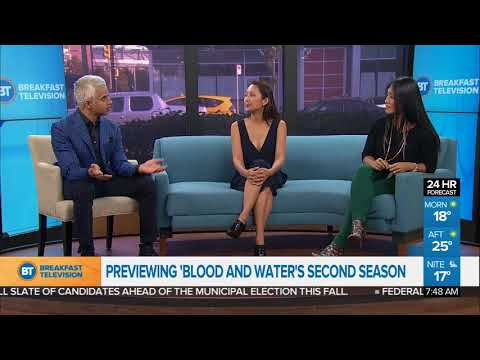 Previewing 'Blood and Water's New Season
