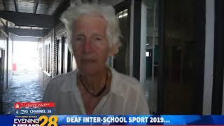DEAF INTER SCHOOL SPORT 2019   DAVID ROSE CROWNED 2019 CHAMPIONS