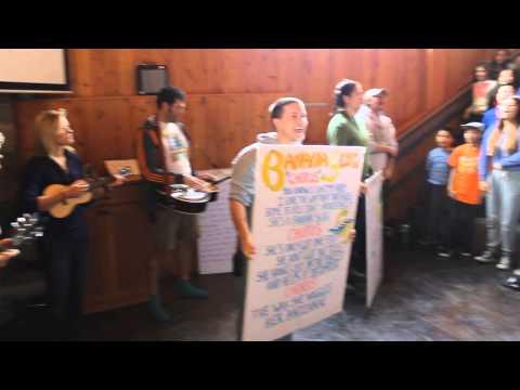 Walden West - Friday - Last Banana Slug Song - Vinci Park & Brooktree