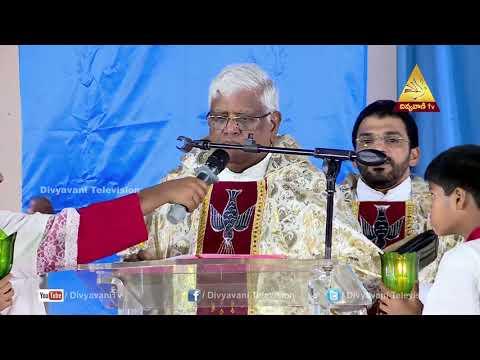 SAJEEVA VAAKKU   St. Mary's Basilica   Special Prayers   Secunderabad   07-Oct-18   Episode -01  