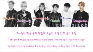 Video Beast - We Up [Hangul/Romanization/English] Color & Picture Coded HD download MP3, 3GP, MP4, WEBM, AVI, FLV Juli 2018