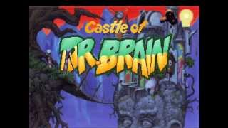 Castle of Dr. Brain - video game Loop Demo (MT-32 music) PC MS-DOS, 1991