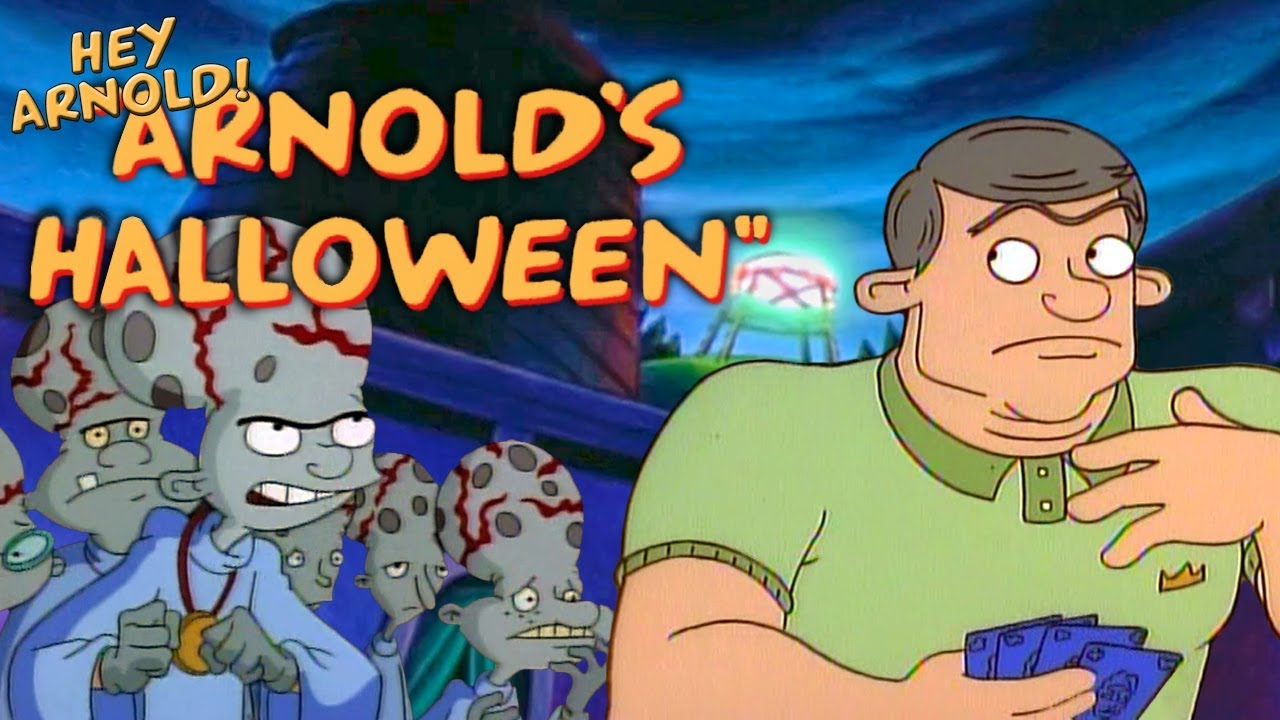 arnold's halloween - 'hey arnold!' | open sign productions - youtube