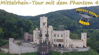 Tour durch das Mittelrheintal - Von Koblenz bis Rüdesheim