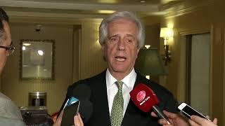 Vázquez está dispuesto a conversar sobre cambios en el delito de abuso de funciones