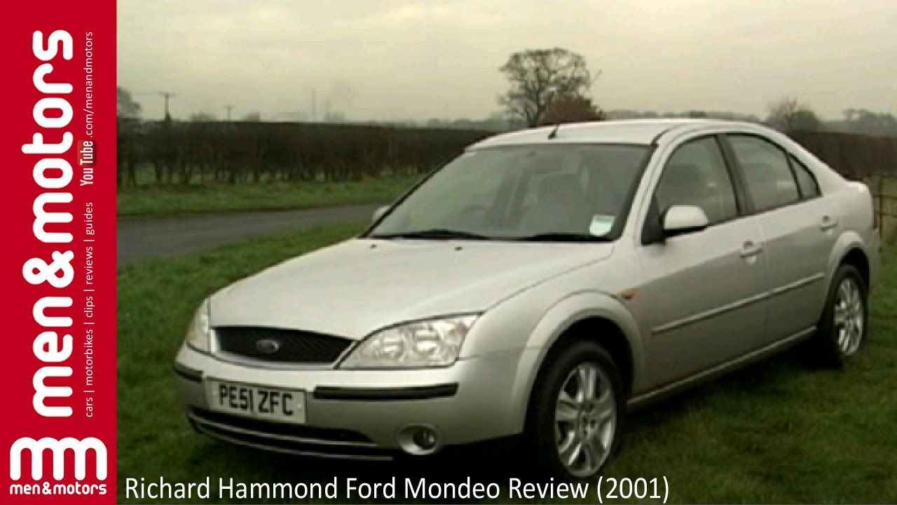 richard hammond ford mondeo review 2001 youtube. Black Bedroom Furniture Sets. Home Design Ideas