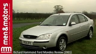 Richard Hammond Ford Mondeo Review (2001)(Richard Hammond reviews the 2001 Ford Mondeo. He takes a look at its exterior, interior and other aspects., 2013-12-09T12:20:26.000Z)