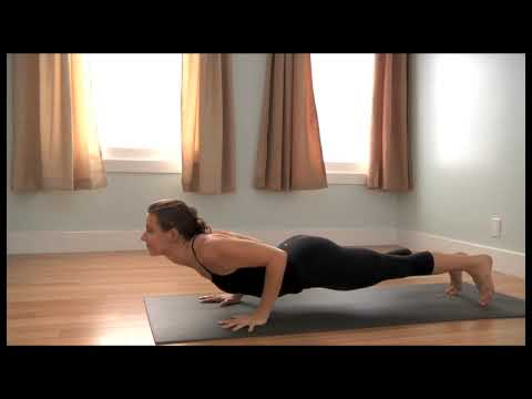 Maria Villella: Surya Namaskara B of Ashtanga Yoga