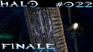 HALO 1 | #022 - DAS FINALE ENDE! | Let's Play Halo The Master Chief Collection (Deutsch/German)