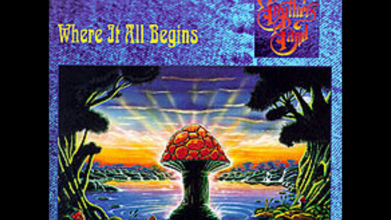 The Allman Brothers Band – Back Where It All Begins Lyrics ...
