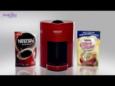 Nescafe Red Cup Coffee Machine Malaysia