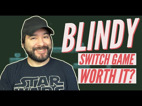 Blindy for Nintendo Switch - First Impressions | 8 Bit Eric
