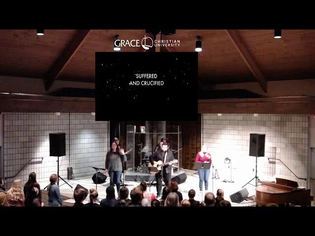 1.17.20 Friday Praise Chapel