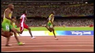 Лёгкая Атлетика Usain Bolt
