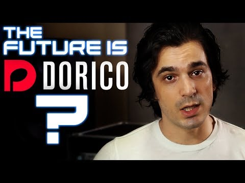 Is Dorico the FUTURE of scoring?