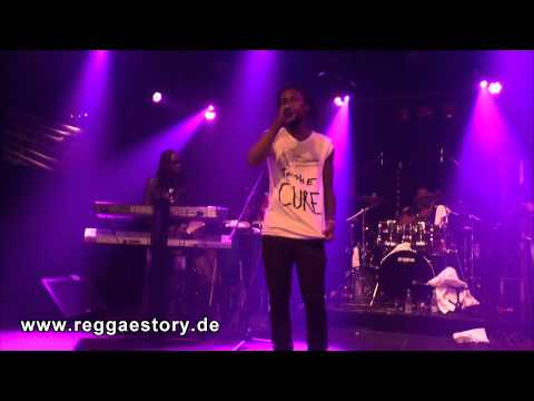 Jah Cure - 6/7 - Longing For + Unconditional Love - 01.11.2014 - YAAM Berlin