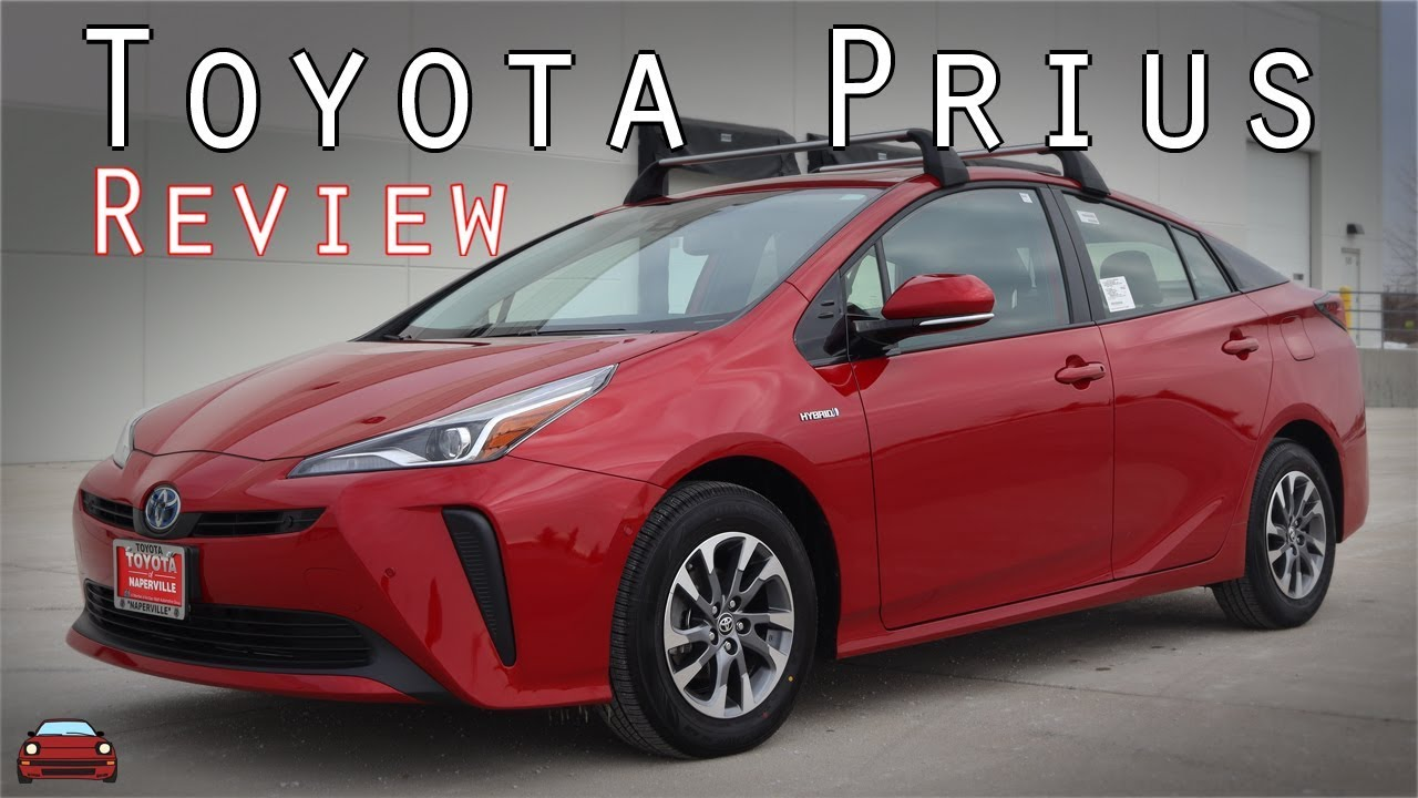 2020 Toyota Prius Review - YouTube