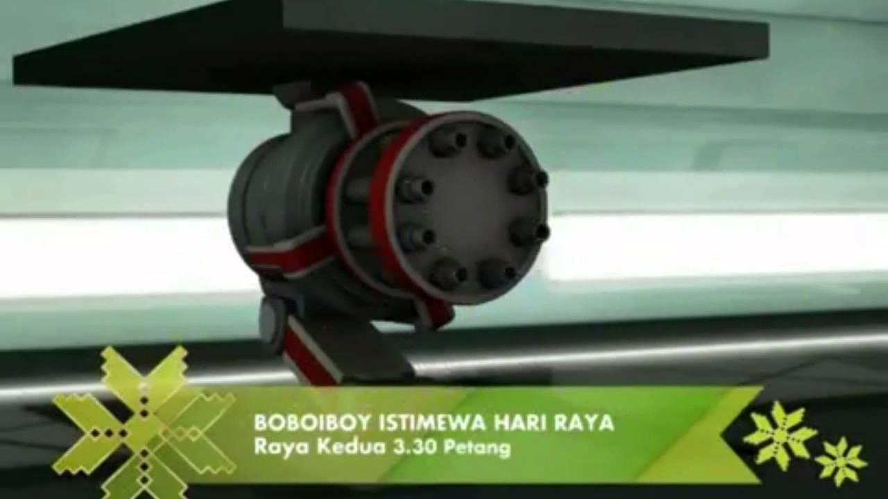BoBoiBoy TV9 Raya Promo 2015 1