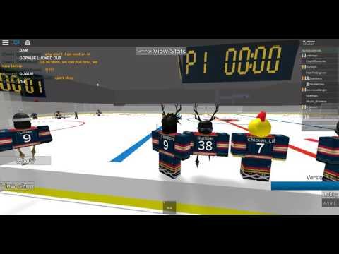 Norfolk Admirals @ Chicago State Warriors: MPGHL Finals Game 7 (Season 4)